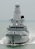 HMS Dauntless (image © Crown Copyright www.defenceimages.mod.uk)