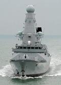 HMS Dauntless (image © Crown Copyright www.defenceimages.mod.uk)